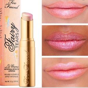 Too faced fairy tears lipstick